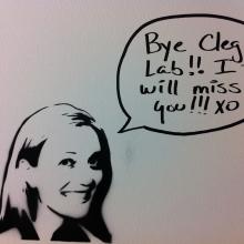 We'll miss you, too, Rebekah!