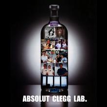 Absolut Clegg Lab 2001