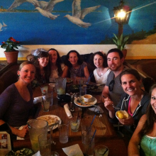 Fiesta Dinner 2013