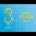 Embedded thumbnail for Grad Student Leah Foltz Wins People's Choice at the UC Grad Slam 2017