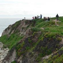 Isla Vista Cliffs